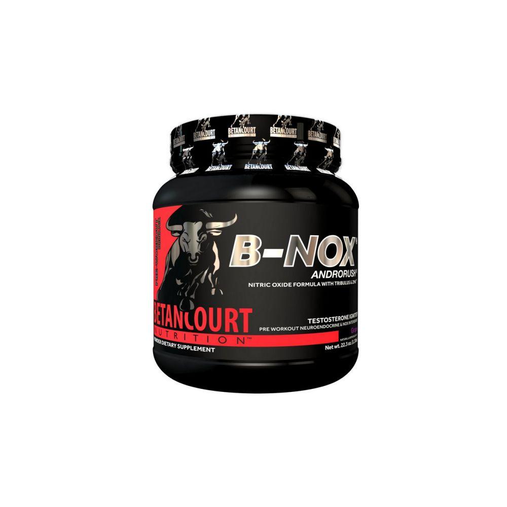 Pré-Treino B-NOX  Androrush 1.4LBS - Betancourt Nutrition