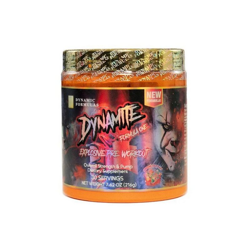 Pré-Treino Dynamite Formula One 30 Doses - Dynamic Formulas