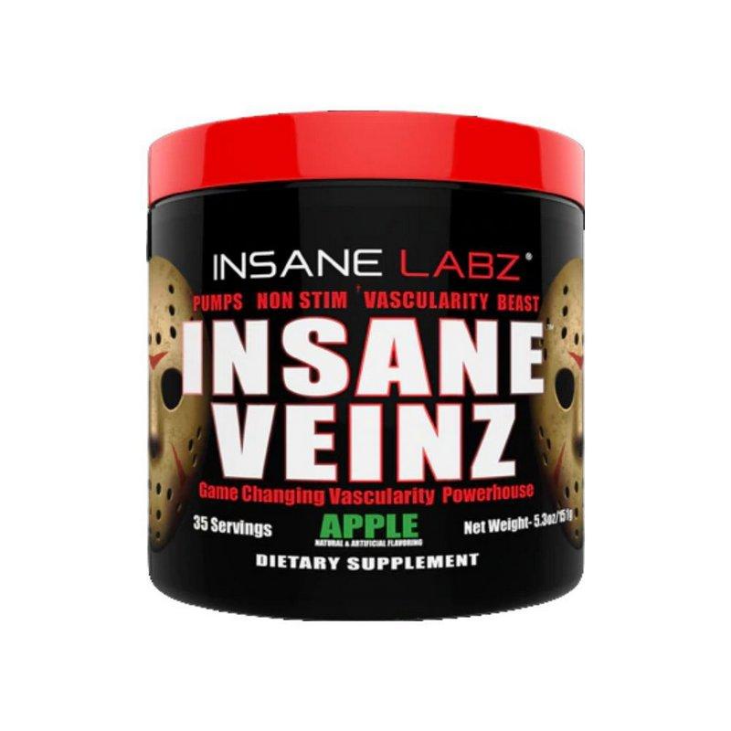 Pré-Treino Insane Veinz 35 doses -  Insane Labz