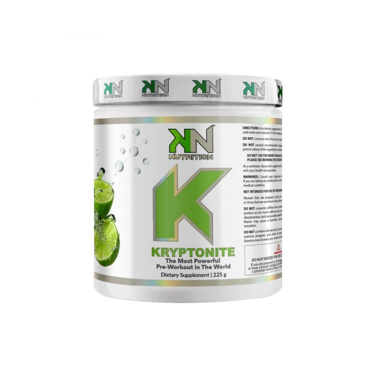 Pré-Treino Kryptonite 225g - KN Nutrition