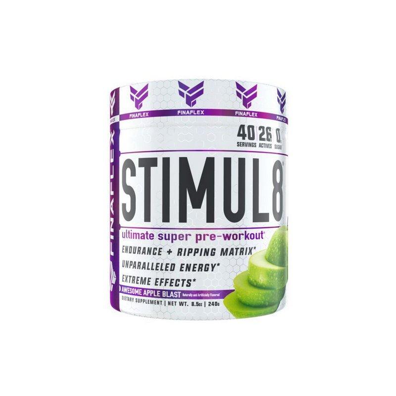 Pré-Treino  Stimul 8 40 Doses - Finaflex
