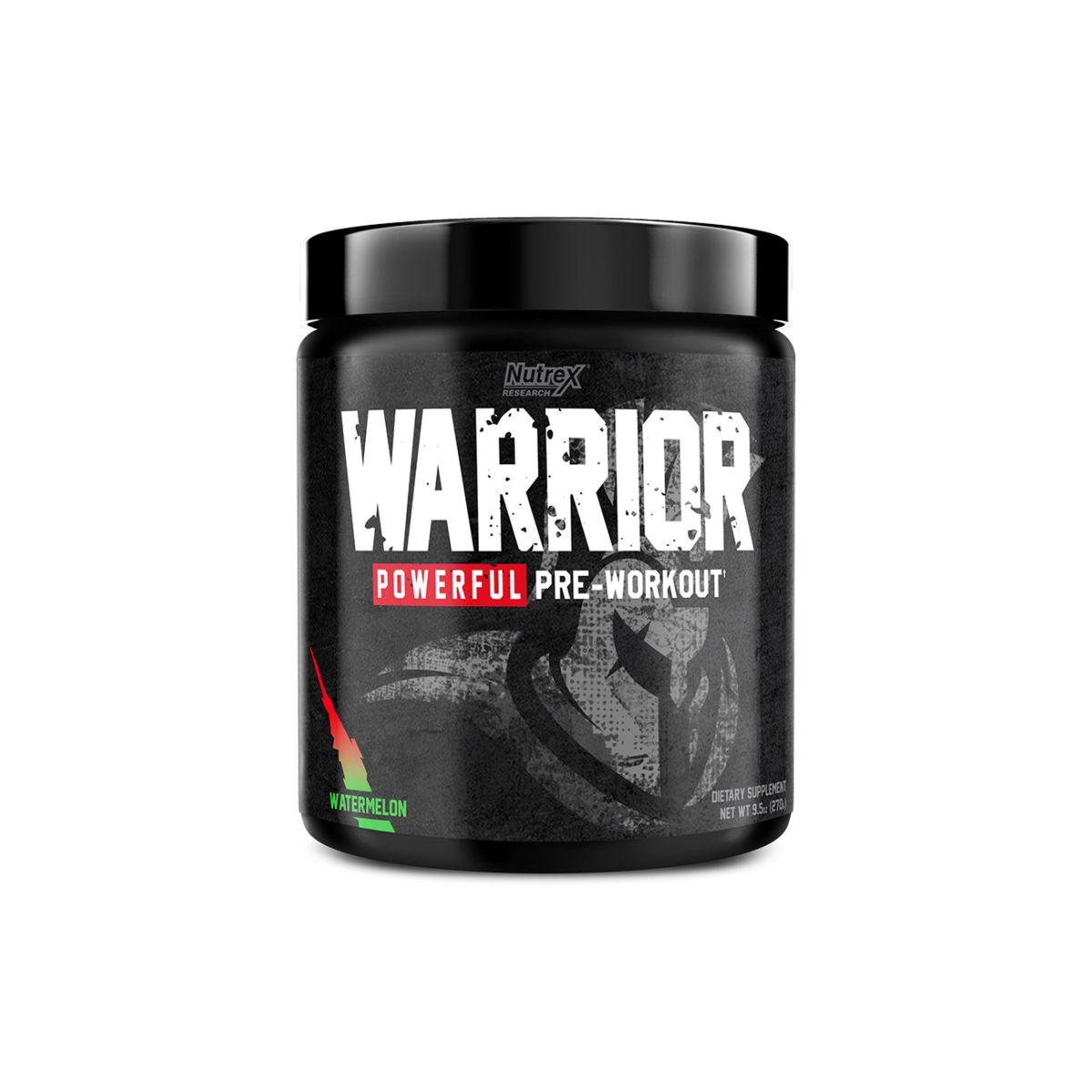 Pré-Treino Warrior Powerful 261g - Nutrex