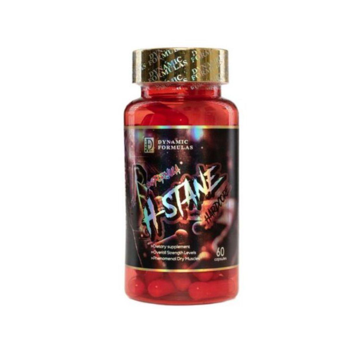 Pró-Hormonal H-Stane Hardcore 60 caps - Dynamic Formulas