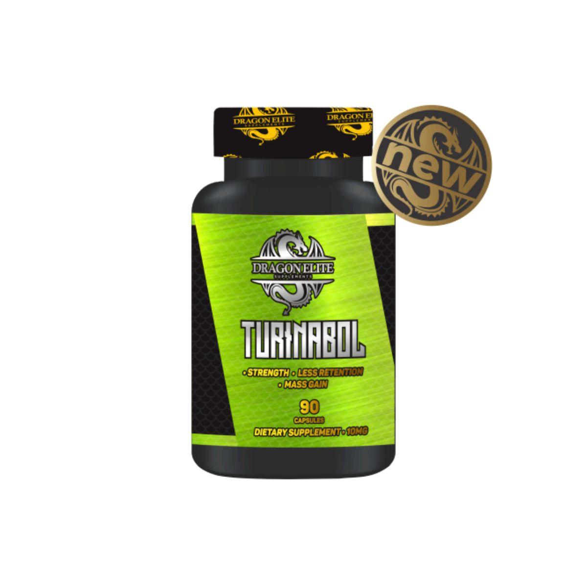 Pró-Hormonal Turinabol 90 Caps - Dragon Elite