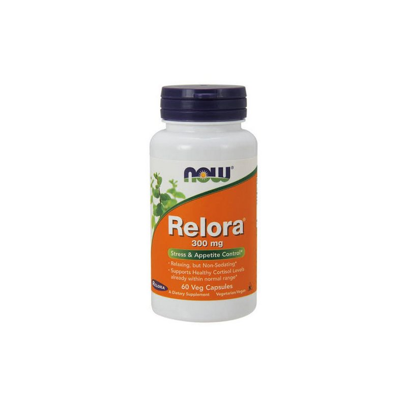 Relora 300 mg 60 Caps- Now Foods