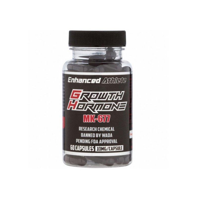Sarm Growth Hormone (MK677) 10mg 60 Caps - Enhanced Athlete