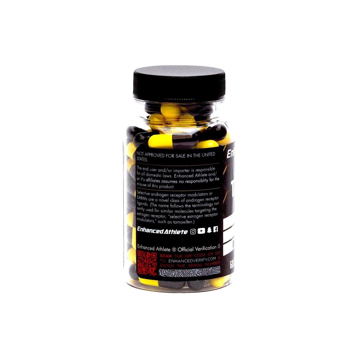 Sarm Testolone (RAD140) 10Mg 60 Caps - Enhanced Athlete