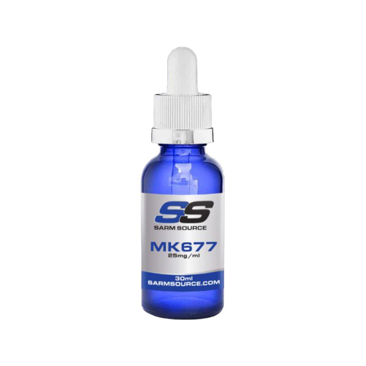 Sarms (MK677) Ibutamoren Liquido 25mg 30ML - Sarm Source