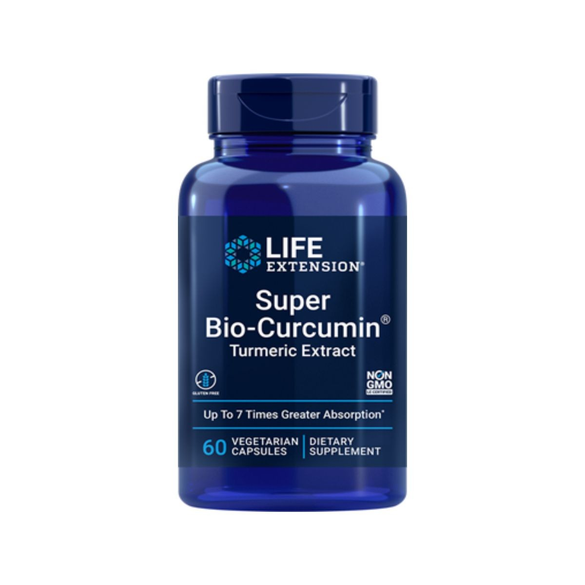 Super Bio Curcumin  400mg 60caps -Life Extension
