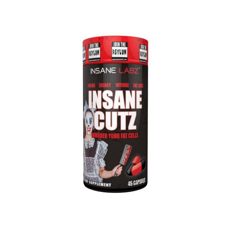 Termogênico Insane Cutz 45 Caps Importado - Insane Labz
