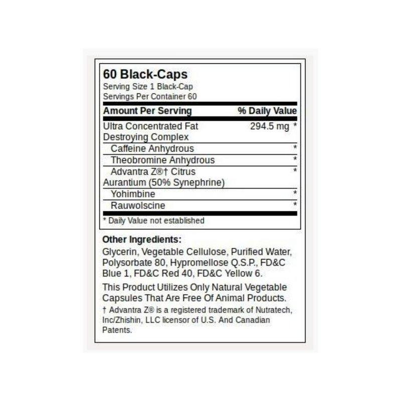 Termogênico Lipo 6 Black Ultra Concentrado 60 Caps - Nutrex