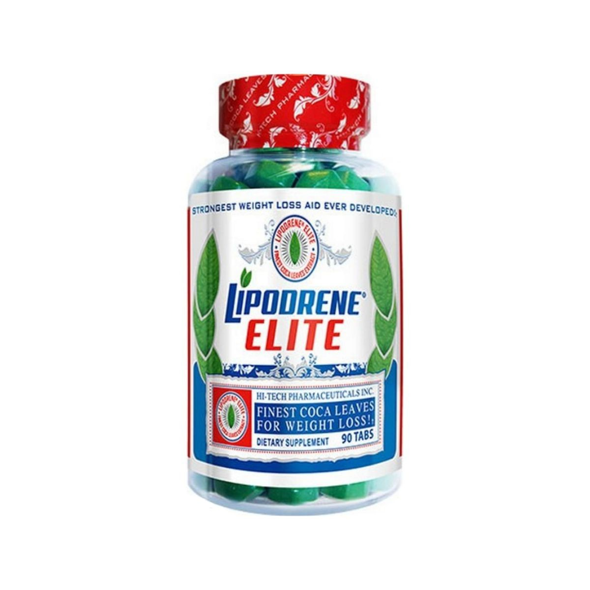 Termogênico Lipodrene Elite 90 Tabs - Hi-Tech Pharma