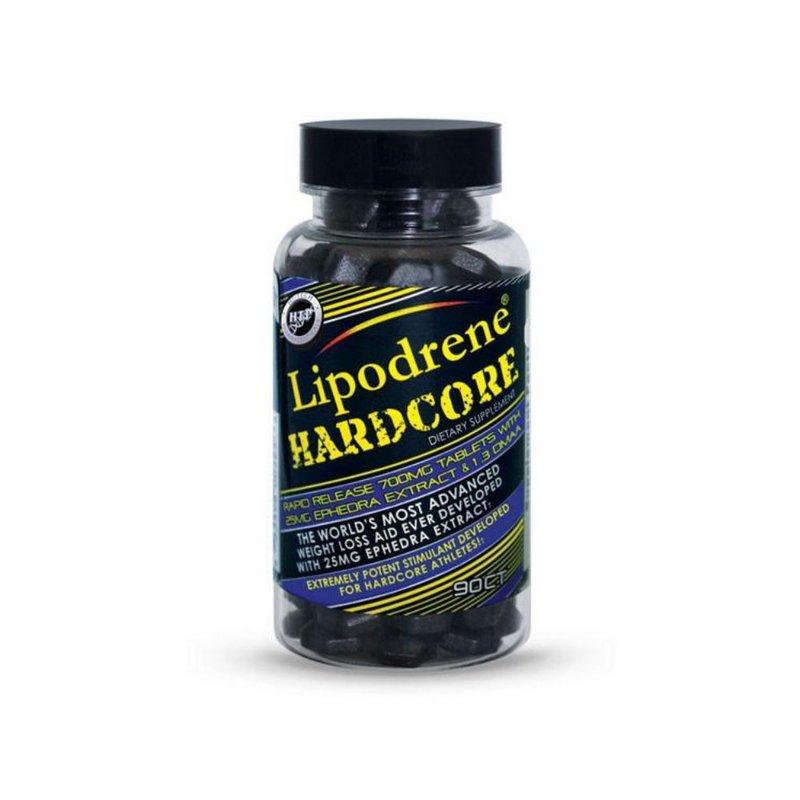 Termogênico Lipodrene Hardcore 90 Caps - Hi-Tech Pharma