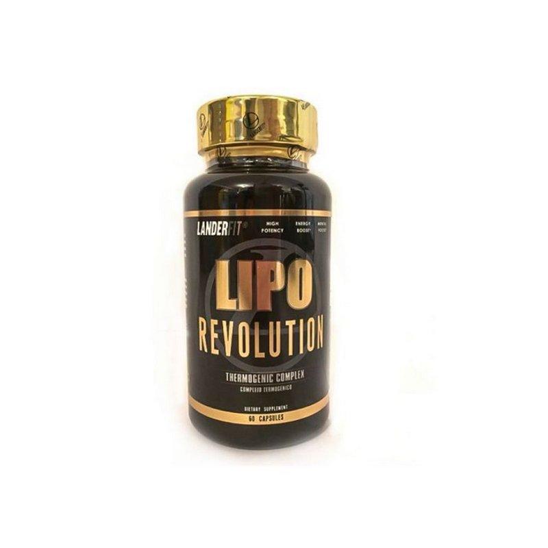 Termogênico  Lipor Revolution 60 Caps - Landerfit