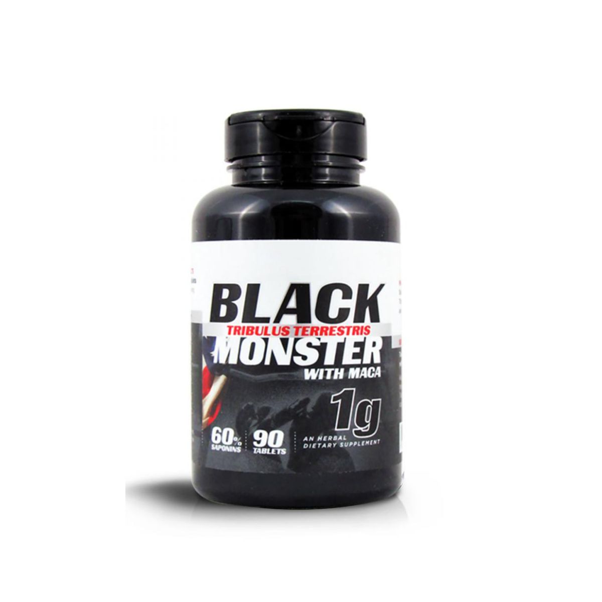 Tribulus Terrestris 90 Tabs Black Monster - Super Nutrition