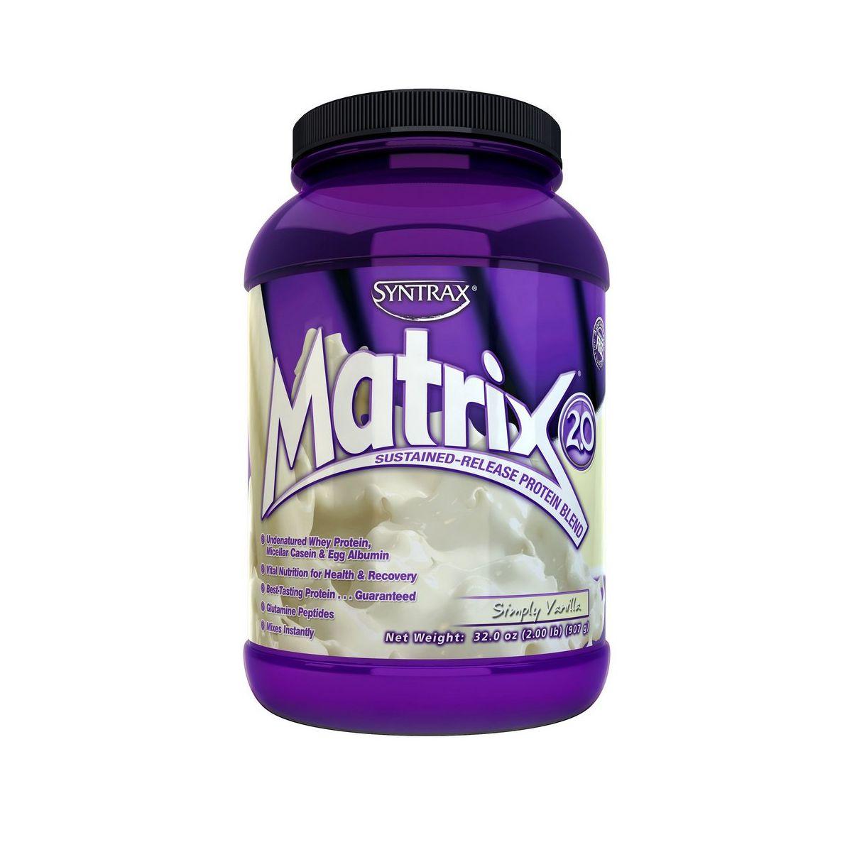 Whey Matrix 907g - Syntrax