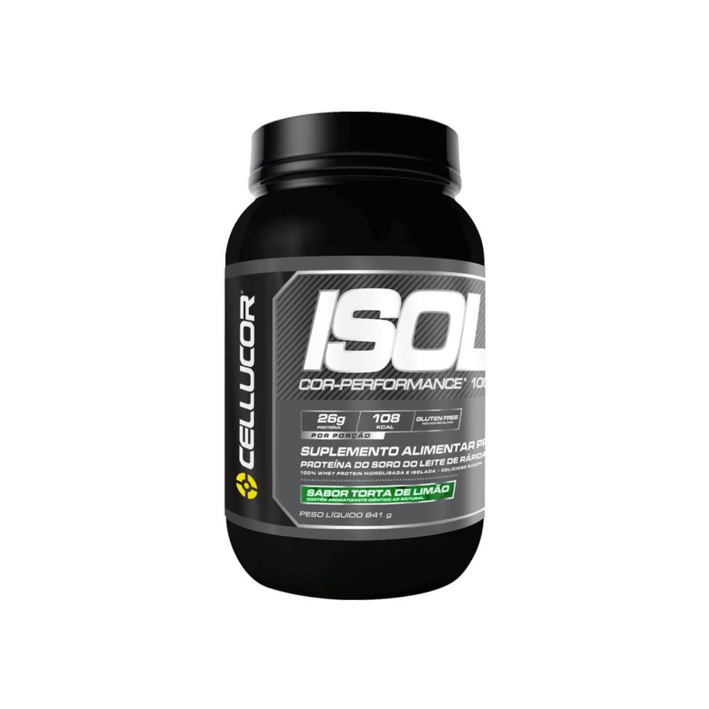 Whey Protein Isolado Cor-Performance 841g - Cellucor