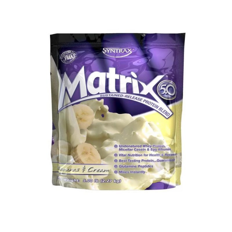 Whey Refil Matrix 2,27Kg - Syntrax