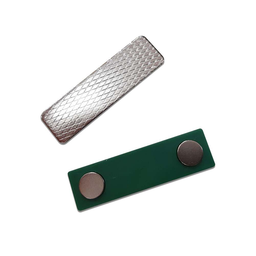 Adaptador Magnético para Crachá - 2 Ímãs