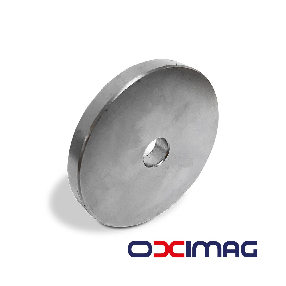 Ímã de Neodímio - Anel 56 x 10 x 7 mm - N35