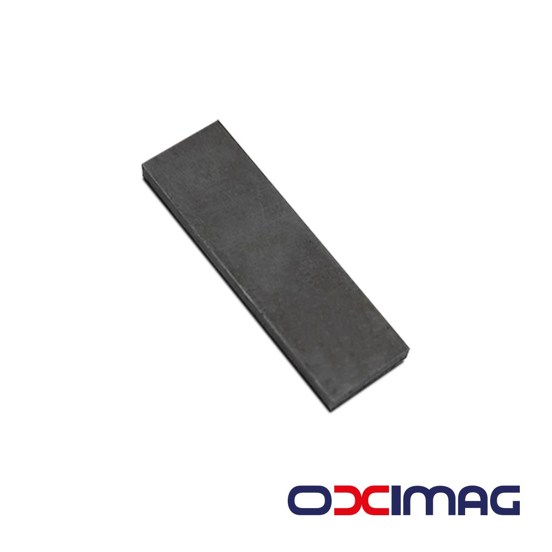 Ímã de Neodímio Bloco - 24 X 7,2 X 2 mm - N35 - EH - SEM BANHO