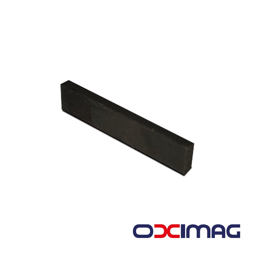 Ímã de Neodímio Bloco - 25x4,7x1,9 mm - N35