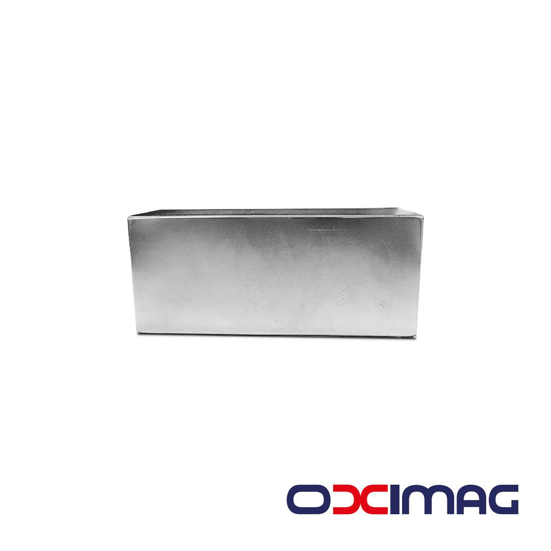 Ímã de Neodímio Bloco - 35 X 15 X 12 mm - N35