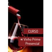 Curso de Vinho Prime Presencial