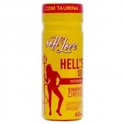 Hell's Sex Energy Drink Energético 60ml - Soft Love