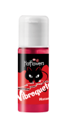 GEL ELETRIZANTE VIBROQUETE 12ML   HOT FLOWERS