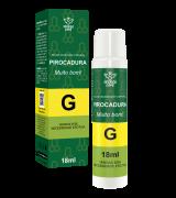 Pirocadura Gel Estimulante Intensificador de Ereção 18ml - Segred Love