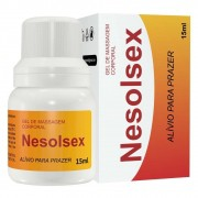 Gel Para Massagem Corporal Nelsolsex