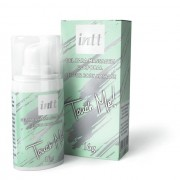 GEL PARA MASSAGEM CORPORAL TOUCH ME 17G   INTT