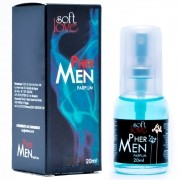 Perfume Afrodisíaco Pher Men 20ml - Soft Love