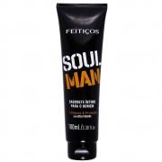 Sabonete Íntimo Soul Man 100ml -Feitiços