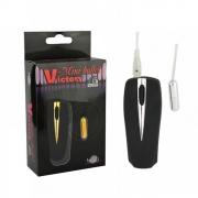 Vibrador Mini Bullet Victory com Controle - Vip Mix
