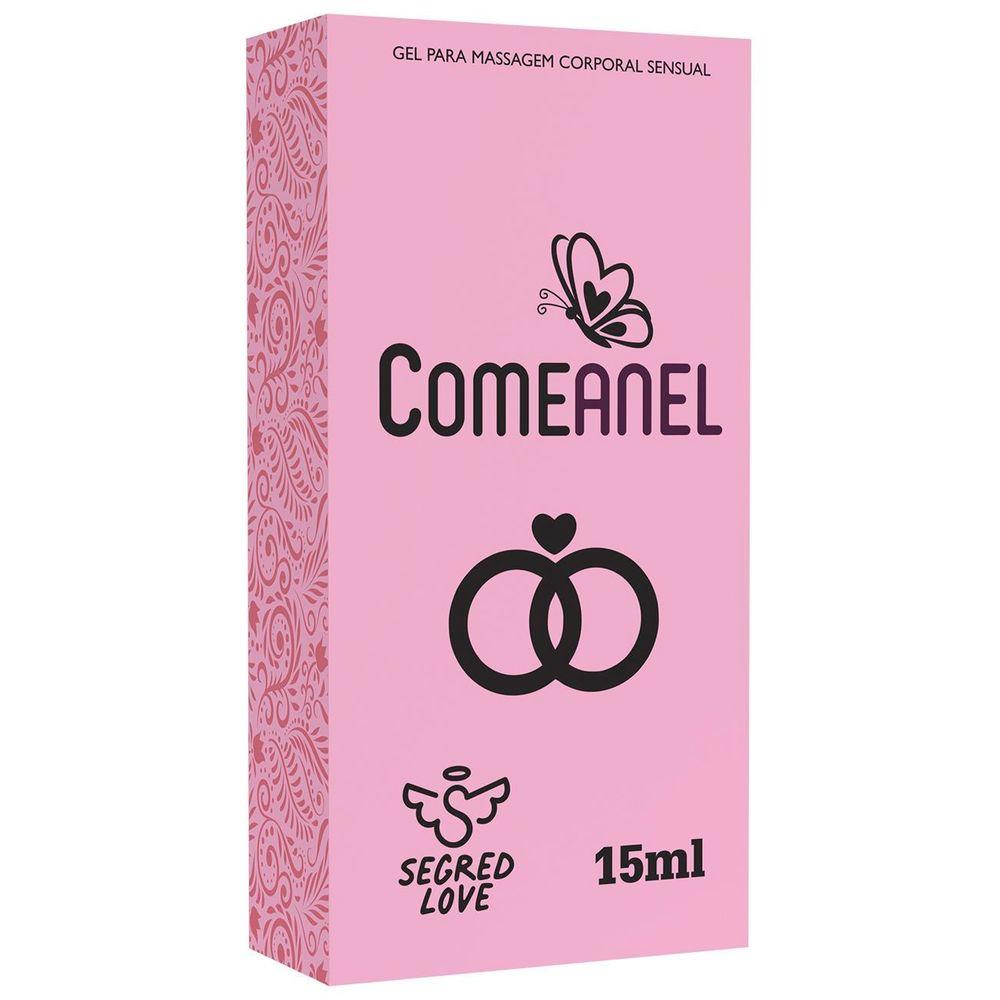 COMEANEL GEL DESSENSIBILIZANTE 15ML - SECRET LOVE