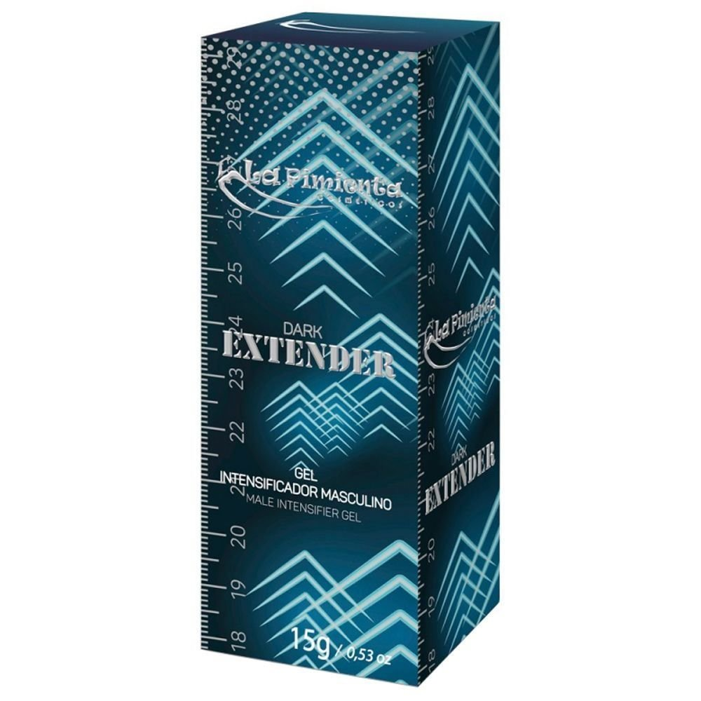 Dark Extender Gel Intensificador 15g - La Pimenta