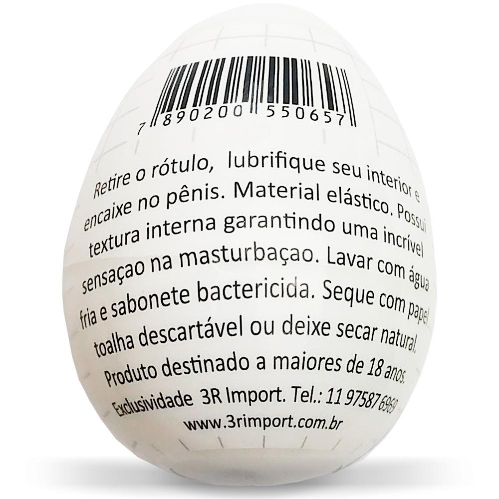 Egg Power Massageador Premium - 3R Import