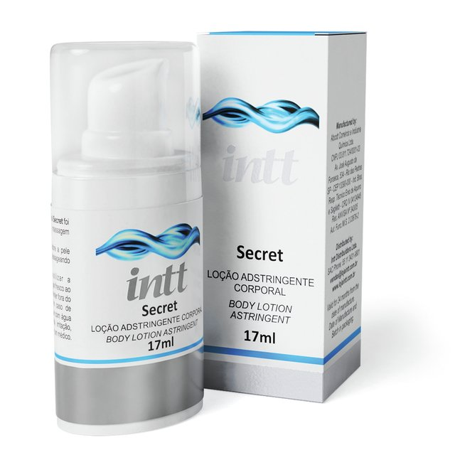 GEL ADSTINGENTE SECRET 17G   INTT