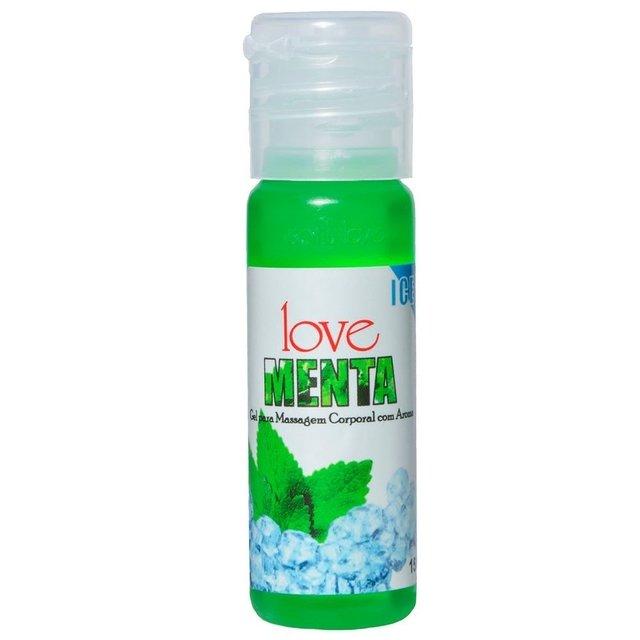 GEL AROMATIZANTE 15 ML MENTA ICE   SOFT LOVE
