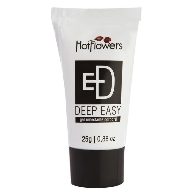 GEL DESSENSIBILIZANTE  ED DEEP EASY 25G   HOT FLOWERS