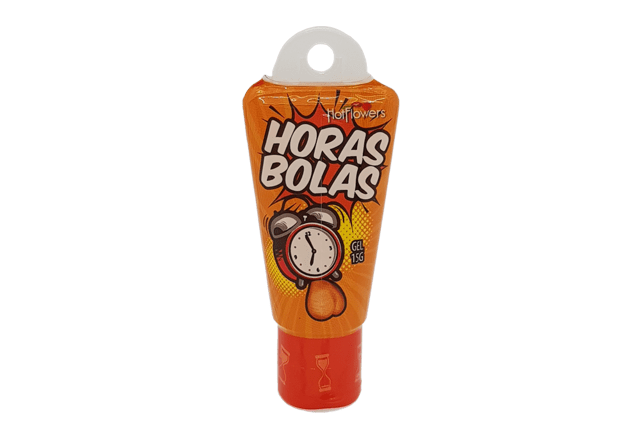 GEL HIDRATANTE HORAS BOLAS 15G   HOT FLOWERS