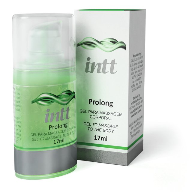 GEL RETARDANTE PROLONG 17 ML   INTT