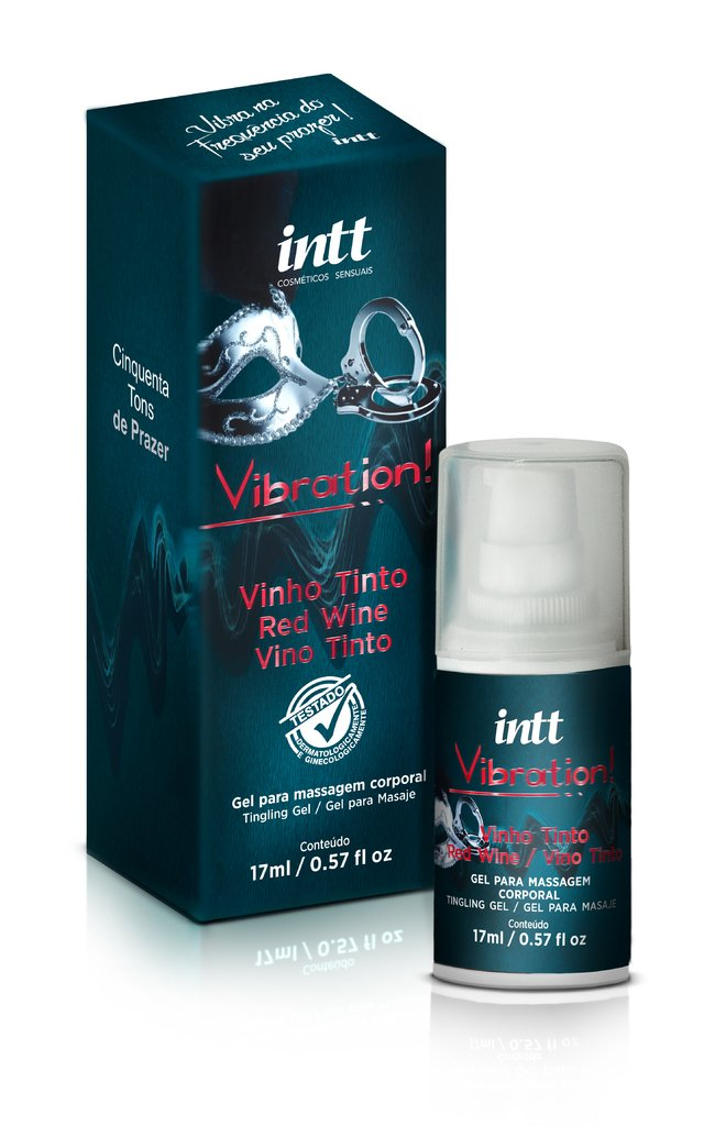 GEL VIBRATION 17ML   INTT