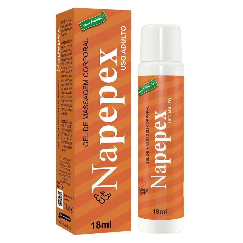Napepex Gel Adstringente 18ml - Secred Love