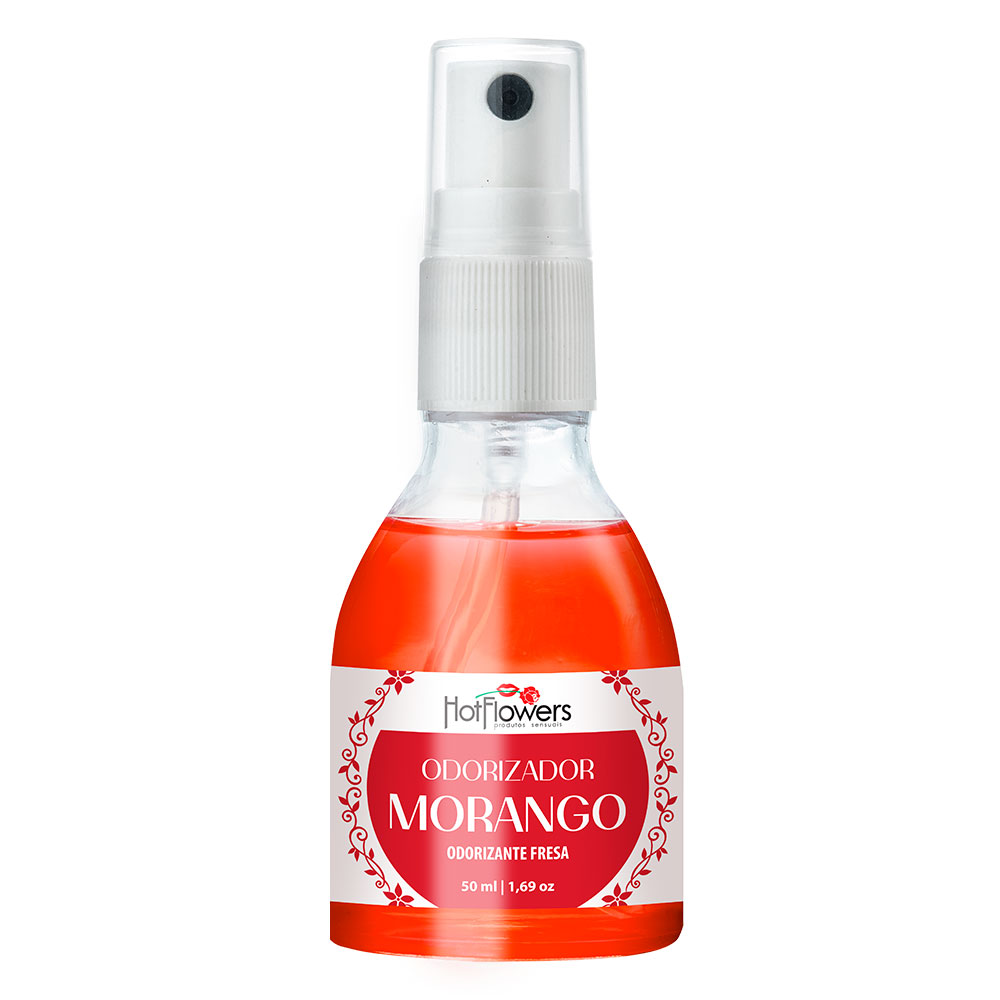 Odorizador Pétalas de Rosas 50ml - Hot Flowers
