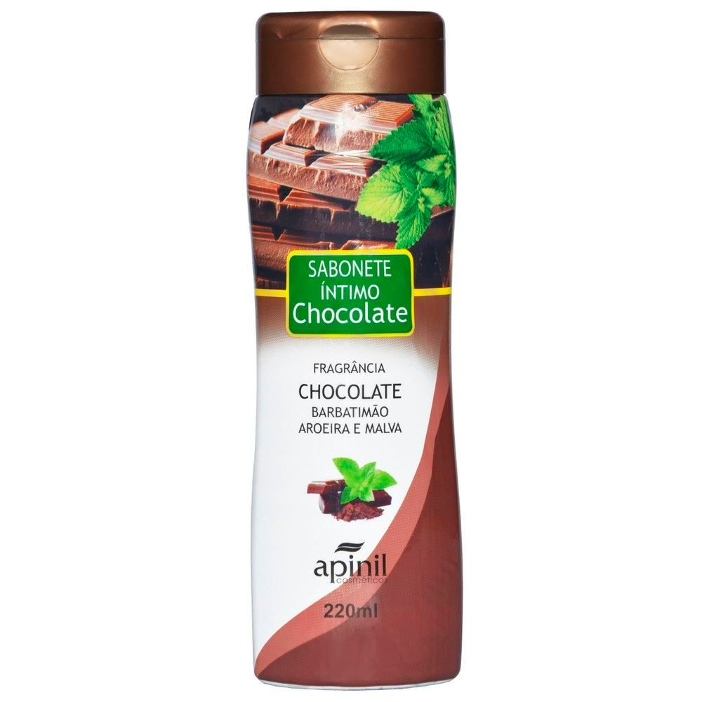 Sabonete Íntimo Aromatizado 210ml - Apnil