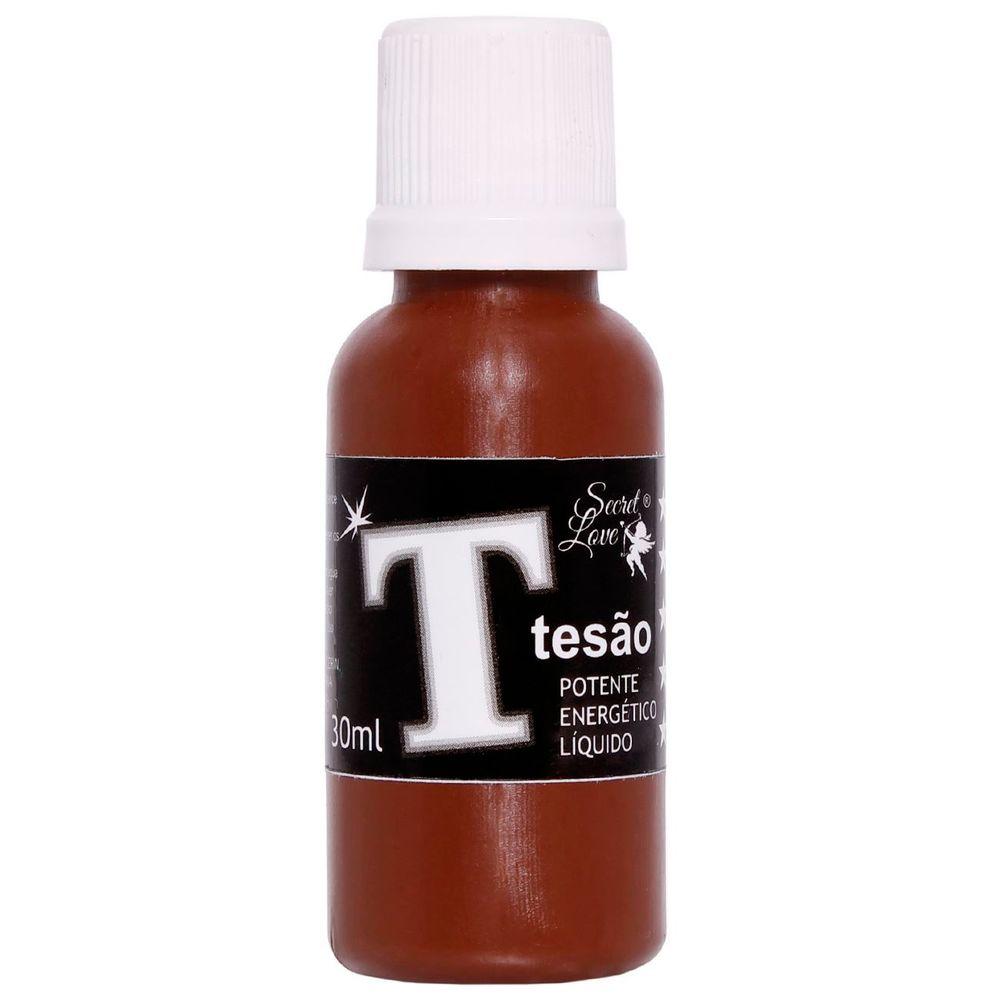 TESÃO ENERGÉTICO 30ML - SECRET LOVE