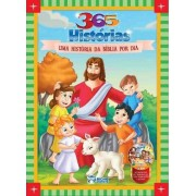 365 HISTORIAS UMA HISTORIA DA BIBLIA POR DIA COM CD - BICHO ESPERTO